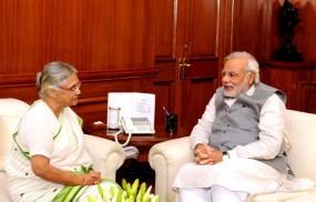 शीला के निधन पर बोले राहुल, कांग्रेस ने अपनी बेटी खो दी... PM मोदी ने जताया दुख