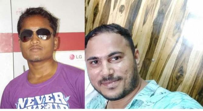 तिरूपति बालाजी दर्शन के लिए जा रहे दो युवकों की दर्दनाक मौत