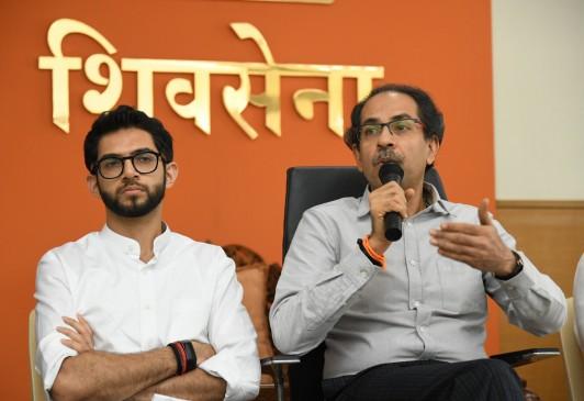 आपस में भिड़े शिवसेना-ABVP के कार्यकर्ता, आदित्य ठाकरे की मौजूदगी में हुआ बवाल