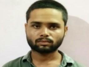 आतंकियों का मददगार गिरफ्तार, लश्कर-ए-तैयबा के लिए जुटाता था फंड