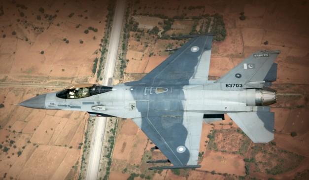 पाकिस्तान के एफ-16 एस को 12.5 करोड़ डॉलर का अमेारिकी सहायता पैकेज