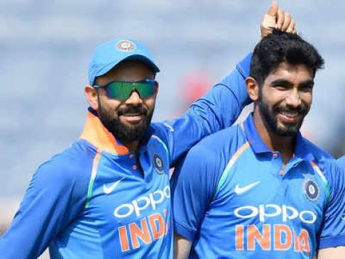 ICC वनडे रैंकिंग में विराट-बुमराह की बादशाहत कायम