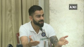 रोहित के साथ विवाद पर कोहली ने तोड़ी चुप्पी, खबरों को बताया - कोरी अफवाह