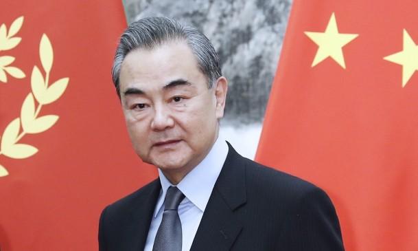 वांग यी ने ब्रिक्स देशों के विदेश मंत्रियों की बैठक में हिस्सा लिया