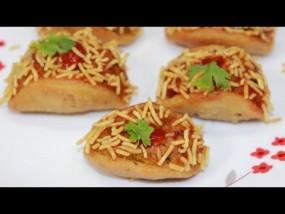 वीडियो रेसिपी: स्नैक्स के लिए बनाएं गेहूं के आटे से क्रिस्पी डिश