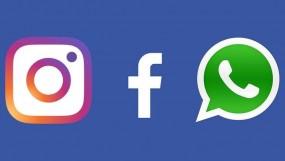 Whatsapp, Insta, FB और मैसेंजर डाउन, यूजर्स ने की शिकायत