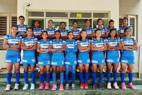 महिला हॉकी : ओलम्पिक टेस्ट इवेंट के लिए भारतीय टीम घोषित