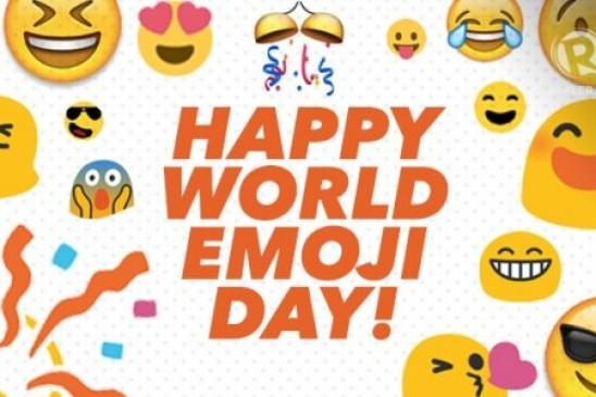 दुनियाभर में आज मनाया जा रहा है, वर्ल्ड इमोजी डे
