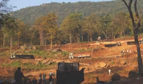 गड़चिरोली के सुरजागड़ पहाड़ी में बनेगा पुलिस उपकेंद्र, वनविभाग ने दी 5 हेक्टेयरवनभूमि