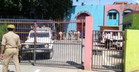 कश्मीर से लाए गए 30 कैदी आगरा जेल ले जाए गए