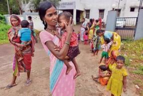 आदिवाली बहुल ग्रामों में कुपोषण से निपटने बनाया एक्शन प्लान