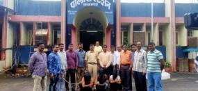 छिंदवाड़ा पुलिस की कस्टडी से भागे आरोपियों को नागपुर में पकड़ा