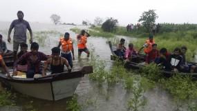 माचागोरा डैम घूमने गए युवकों की नाव बही, रेस्क्यू कर बचायी सभी की जान