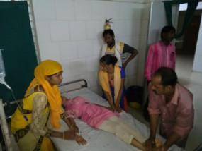 छिंदवाड़ा: स्कूल में फूड प्वॉयजनिंग के कारण 4 बच्चे बीमार, अस्पाल में भर्ती