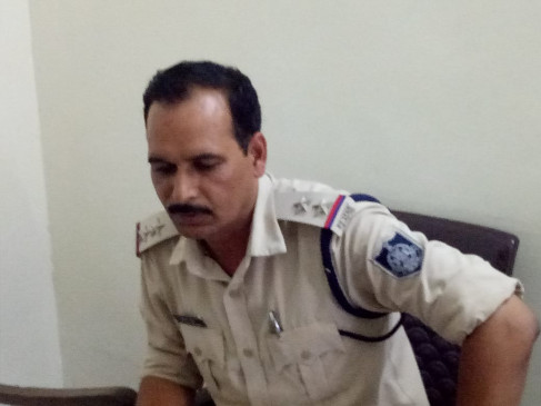 एसआई को 8 हजार रू. की रिश्वत लेते दबोचा गया , कार्रवाई से बचाने मांगे थे दस हजार