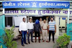 वर्धा से मर्डर कर नागपुर में छिपकर बैठे आरोपी को पुलिस ने दबोचा, जानिए- क्राइम में कहां क्या हुआ