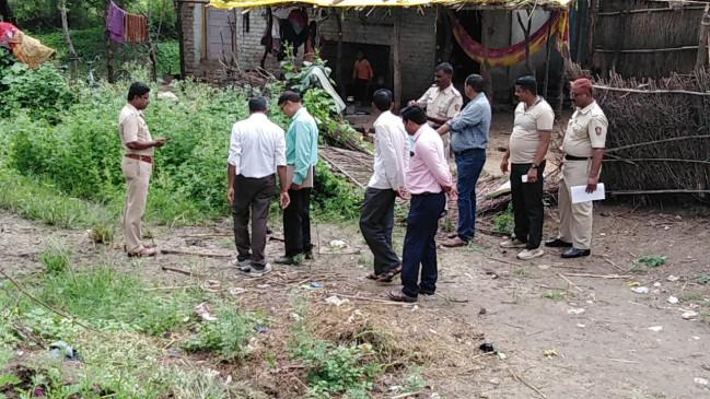 युवकों ने भाई की हत्या करने वालों को बेरहमी से उतारा मौत के घाट