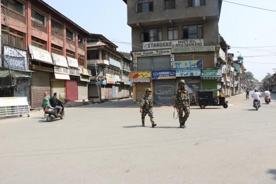 जम्मू-कश्मीर में ईद के लिए पुख्ता इंतजाम