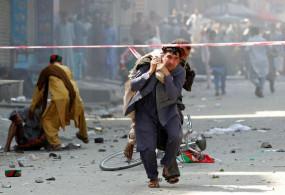 अफगानिस्तान में स्वतंत्रता दिवस के मौके पर सीरियल ब्लास्ट, 66 लोग घायल
