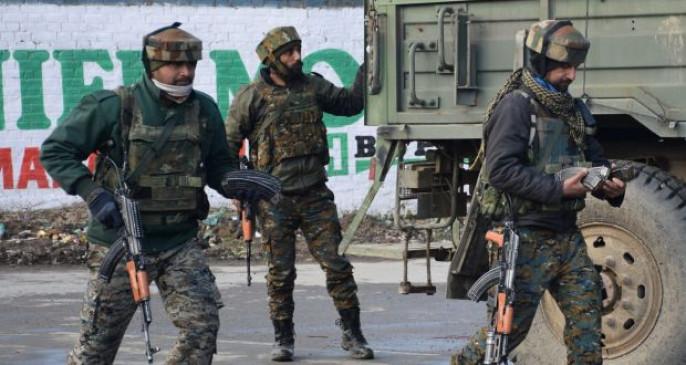 370 हटने के 16 दिन बाद कश्मीर में चली गोली, आतंकियों और पुलिस के बीच मुठभेड़