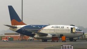 जयपुर जा रही एयर इंडिया की फ्लाइट में लगी आग, बाल-बाल बचे 59 यात्री