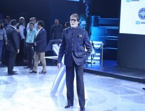 अमिताभ बच्चन ने शुरु की 'कौन बनेगा करोड़पति' के 11 वे सीजन की शूटिंग