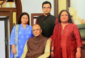 पाकिस्तान के लाहौर से आकर दिल्ली में बस गया था जेटली का परिवार