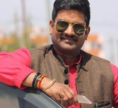दुराचार मामले का आरोपी भाजपा नेता उपेंद्र धाकड़ गिरफ्तार, दो माह से था फरार