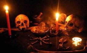 जादू टोना करने घर के सामने फेंकता था हड्डी, राख व काटे, रिश्तेदारों का था हाथ