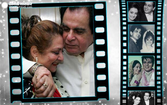 सायरा बानो के प्यार के आगे हार गए थे दिलीप कुमार, आज भी बसती है एक दूसरे में जान