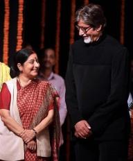 सुषमा के निधन पर बॉलीवुड हस्तियों ने जताया शोक