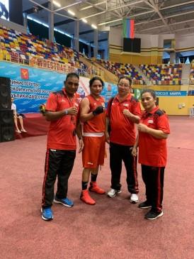 मुक्केबाजी : उमाखानोव मेमोरियल टूर्नामेंट में भारत के 4 पदक पक्के