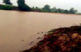 विदर्भ में बारिश ने लाई आफत, डेढ़ सौसे अधिक गांवों का संपर्क टूटा