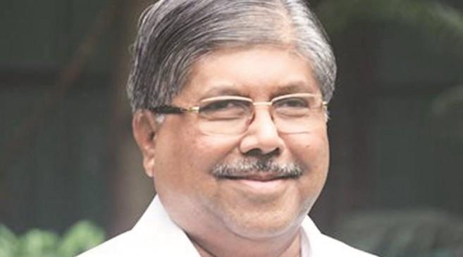 चंद्रकांत पाटील का दावा : अगले चरण में कांग्रेस के कई नेता होंगे भाजपा में शामिल
