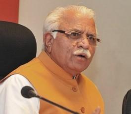 हरियाणा के CM खट्टर का विवादित बयान - अब हम भी ला सकते हैं कश्मीरी बहू
