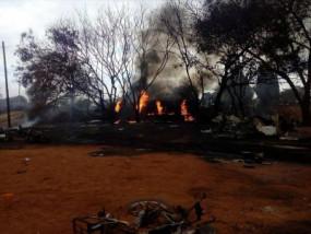 तंजानिया: तेल के टैंकर में हुए भीषण विस्फोट में अब तक 97 लोगों की मौत