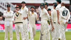 ENG vs Aus 3rd test: ऑस्ट्रेलिया 246 रन पर ऑलआउट, इंग्लैंड को 359 का लक्ष्य