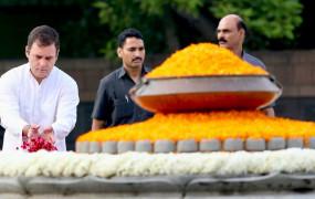 राजीव गांधी की 75वीं जयंती, पीएम, सोनिया समेत दिग्गजों ने दी श्रद्धांजलि