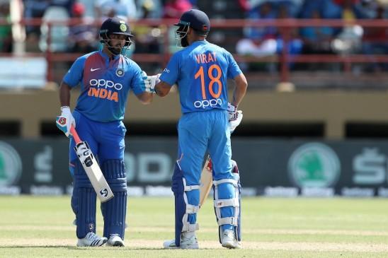 भारत-वेस्टइंडीज के बीच पहला वनडे आज, जीत के इरादे से उतरेगी टीम इंडीया