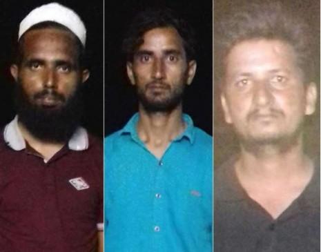हरियाणाः पाकिस्तान के लिए जासूसी करते तीन संदिग्ध हिसार में गिरफ्तार