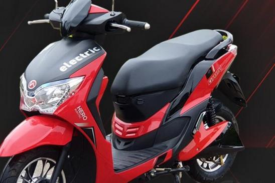 Hero ने लॉन्च किया इलेक्ट्रिक स्कूटर Dash, सिंगल चार्ज पर देगा 60km का माइलेज