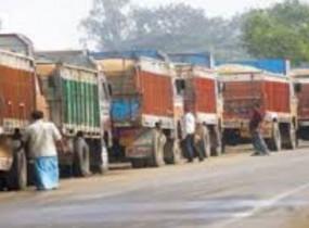 परिवहन नाकों पर लठैत कर रहे इंट्री की वसूली, बार्डर पार से आ रही मादक पदार्थों की खेप