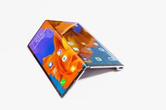 Huawei का फोल्डेबल फोन Mate-x सितंबर में होगा लॉन्च