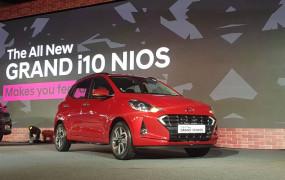 Hyundai Grand i10 NIOS भारत में हुई लॉन्च, शुरुआती कीमत 4.99 लाख रुपए