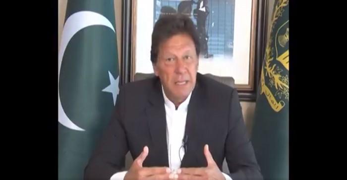 इमरान खान ने कश्मीरी आतंकवादी गुटों के समर्थन से किया इंकार
