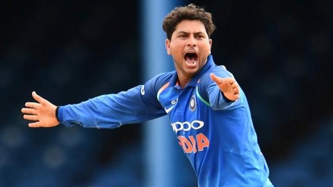 भारत के लिए सबसे तेजी से 100 विकेट लेने वाले गेंदबाज बनने से 4 विकेट दूर कुलदीप