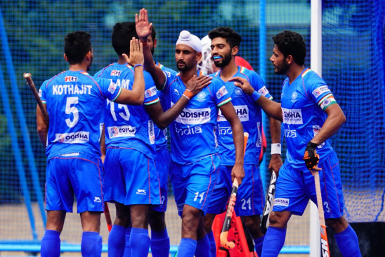 भारतीय हॉकी टीम ने जीता ओलंपिक टेस्ट इवेंट का गोल्ड, फाइनल में न्यूजीलैंड को 5-0 से हराया
