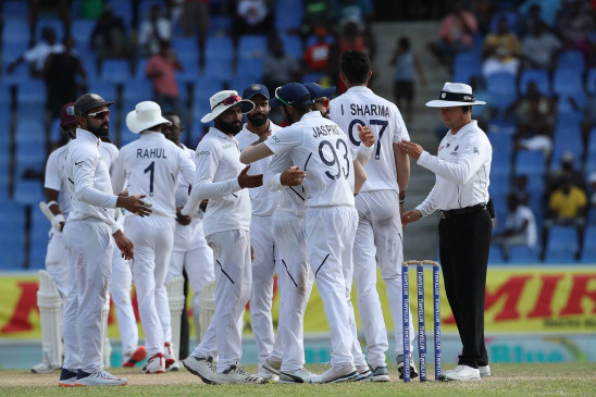 भारत-वेस्टइंडीज के बीच दूसरा टेस्ट आज से, टीम इंडिया की नजर सीरीज जीत पर
