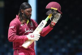 Ind Vs WI 3rd ODI : वेस्टइंडीज की धमाकेदार शुरुआत, गेल ने जड़ा अर्धशतक