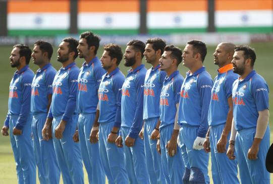 भारतीय टीम ने देशवासियों को 73वें स्वतंत्रता दिवस पर दी बधाई